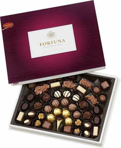 fortuna choklad marabou