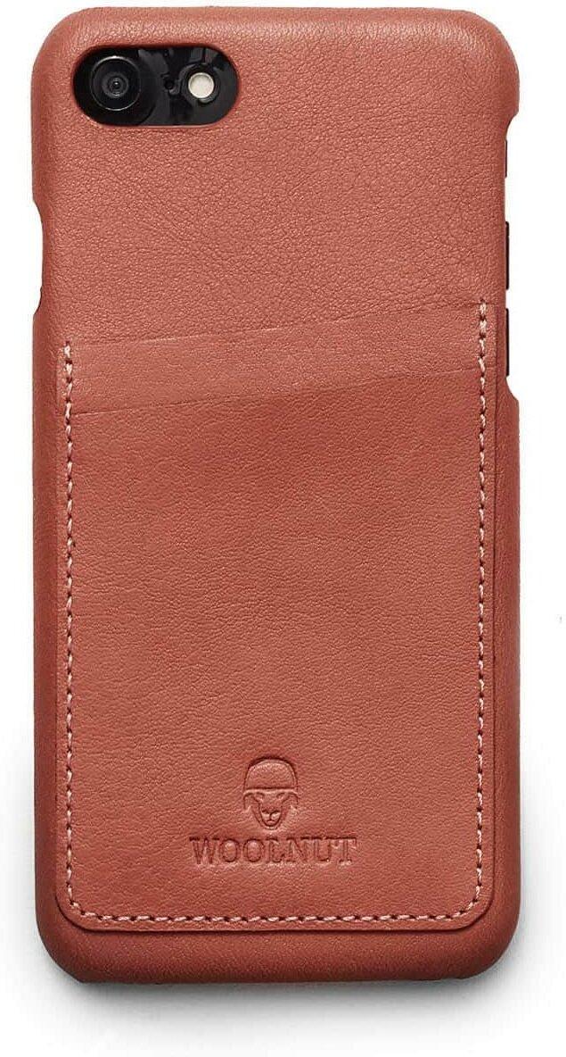 pretty nice 266d9 7066a Woolnut Wallet Case iPhone 8 / iPhone 7 - Brun
