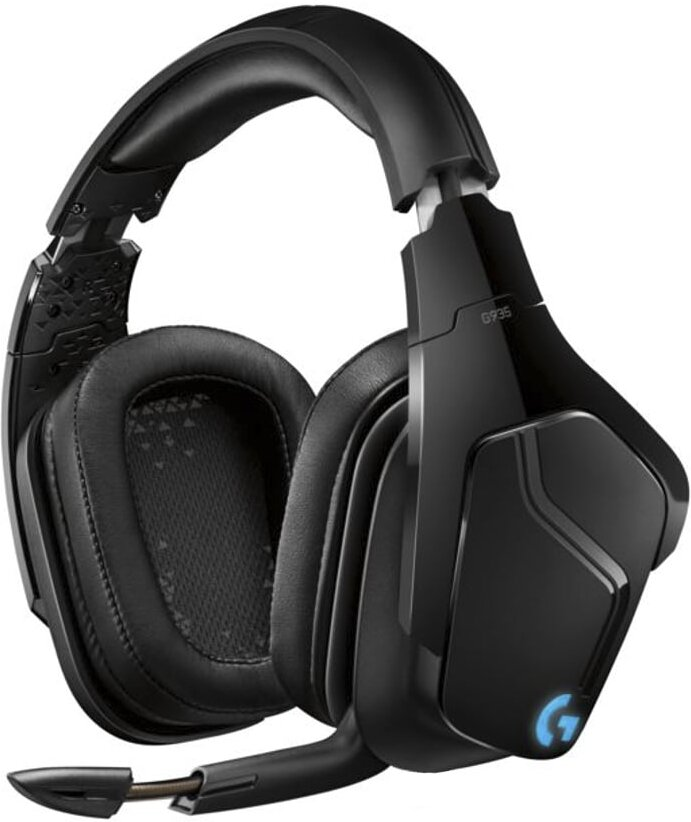Logitech G935 Wireless Gaming Headset - Datortillbehör - Webhallen.com 9f4e45490602f